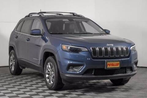 2020 Jeep Cherokee for sale at Chevrolet Buick GMC of Puyallup in Puyallup WA