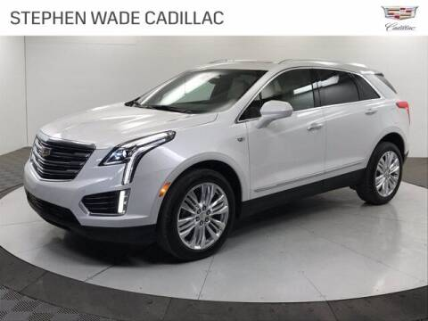 2017 Cadillac XT5 for sale at Stephen Wade Pre-Owned Supercenter in Saint George UT