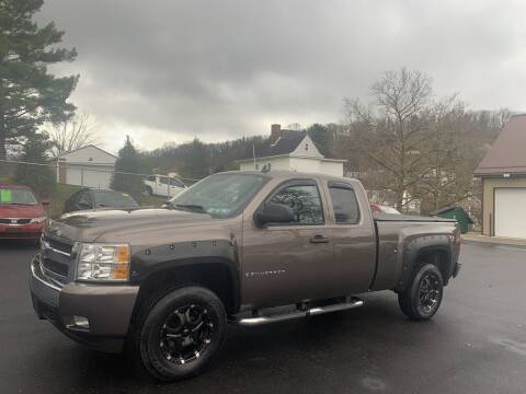 2008 Chevrolet Silverado 1500 for sale at Premiere Auto Sales in Washington PA