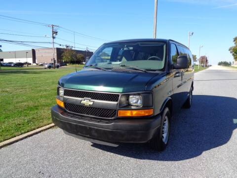 2012 Chevrolet Express Passenger for sale at Rt. 73 AutoMall in Palmyra NJ