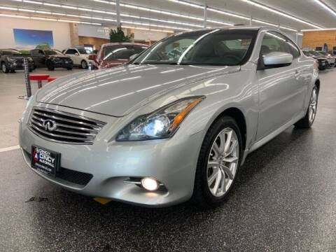 2013 Infiniti G37 Coupe for sale at Dixie Imports in Fairfield OH