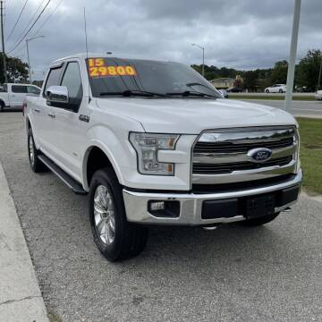 2015 Ford F-150 for sale at Auto Bella Inc. in Clayton NC