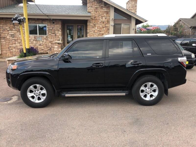 2017 Toyota 4Runner for sale in Colorado Springs, CO
