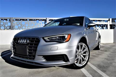 2015 Audi A3 for sale at Dino Motors in San Jose CA