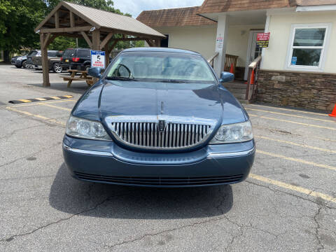 2005 Lincoln Town Car for sale at Hola Auto Sales Doraville in Doraville GA