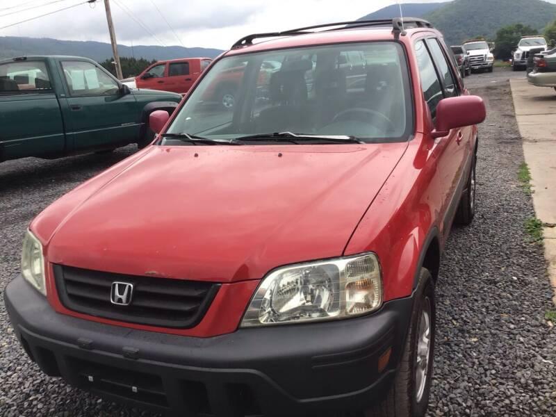 1999 Honda CR-V for sale at Troys Auto Sales in Dornsife PA
