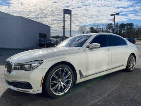 2016 BMW 7 Series for sale at Southern Auto Solutions-Jim Ellis Volkswagen Atlan in Marietta GA
