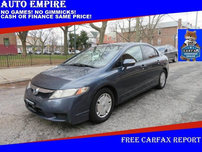 2010 Honda Civic for sale at Auto Empire in Brooklyn NY