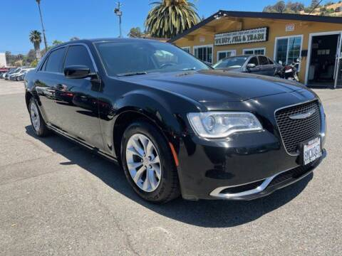 2015 Chrysler 300 for sale at MISSION AUTOS in Hayward CA