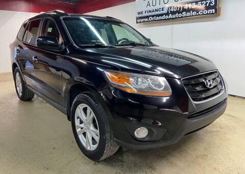 2011 Hyundai Santa Fe for sale at Orlando Auto Sale in Orlando FL