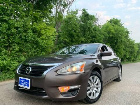 2015 Nissan Altima for sale at Hatimi Auto LLC in Buda TX