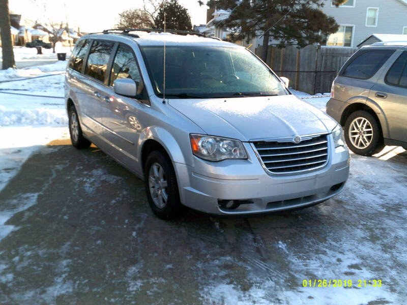 2010 Chrysler Town and Country for sale at Fred Elias Auto Sales in Center Line MI