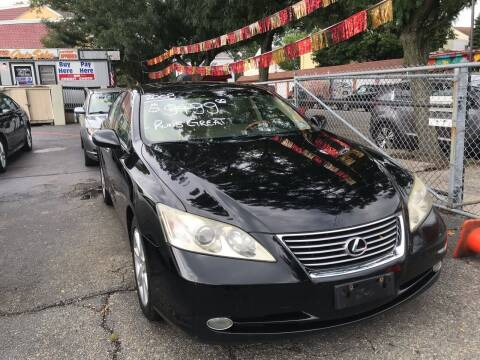 2008 Lexus ES 350 for sale at Chambers Auto Sales LLC in Trenton NJ