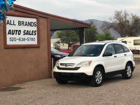 2009 Honda CR-V for sale at All Brands Auto Sales in Tucson AZ