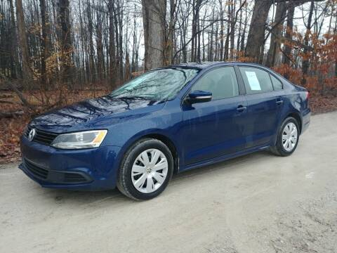 2012 Volkswagen Jetta for sale at Doyle's Auto Sales and Service in North Vernon IN