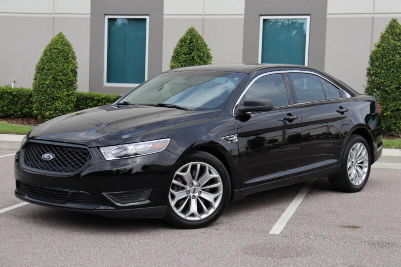 2015 Ford Taurus for sale at Carpros Auto Sales in Largo FL