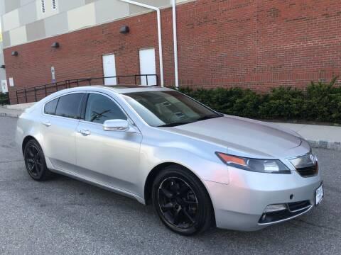 2014 Acura TL for sale at Imports Auto Sales Inc. in Paterson NJ