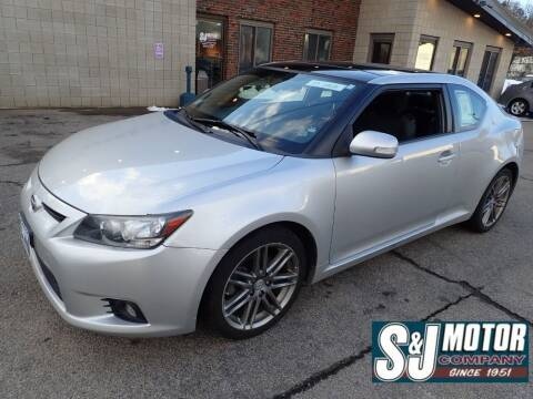 2013 Scion tC for sale at S & J Motor Co Inc. in Merrimack NH