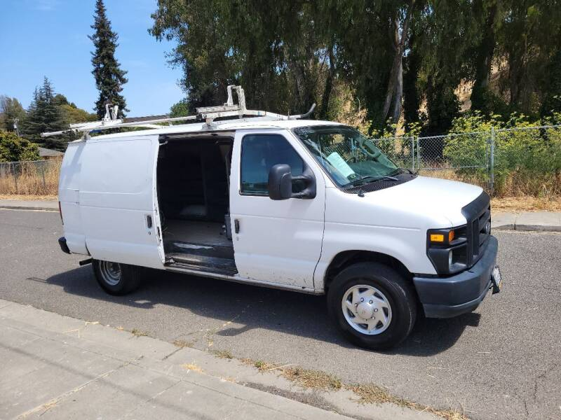 2012 Ford E-Series Cargo for sale at Gateway Motors in Hayward CA