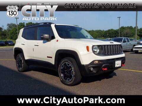 2015 Jeep Renegade for sale at City Auto Park in Burlington NJ