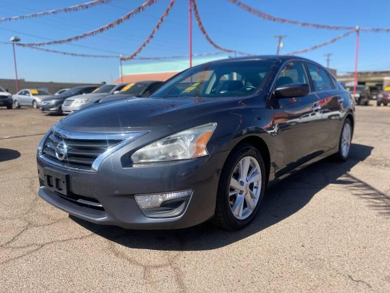 2013 Nissan Altima for sale at Ram Auto Sales LLC in Phoenix AZ
