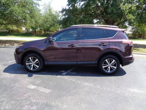 2017 Toyota RAV4 for sale at BALKCUM AUTO INC in Wilmington NC
