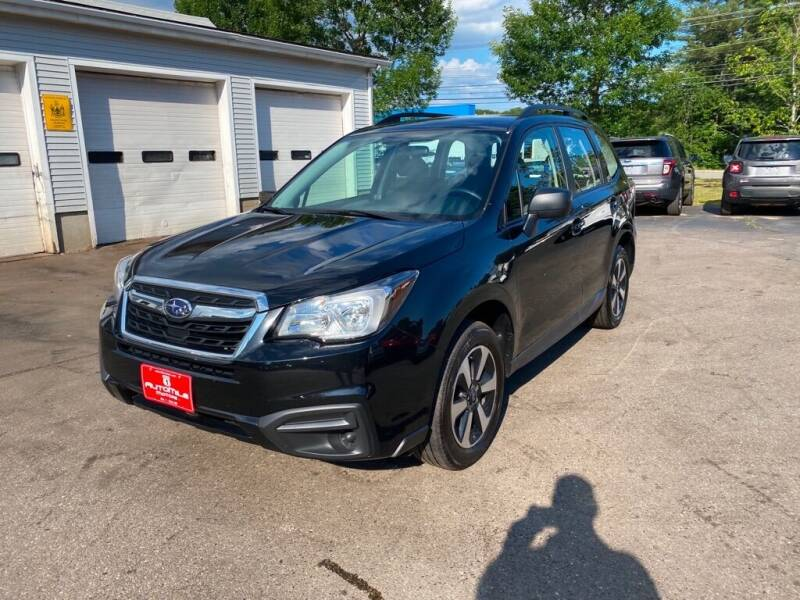 2018 Subaru Forester for sale at AutoMile Motors in Saco ME