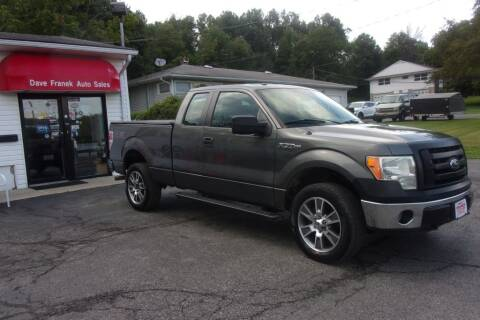 2014 Ford F-150 for sale at Dave Franek Automotive in Wantage NJ