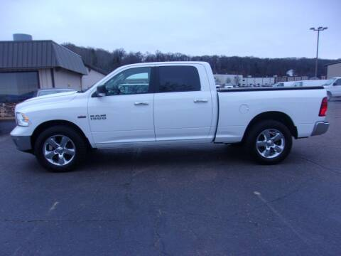 2018 RAM Ram Pickup 1500 for sale at Welkes Auto Sales & Service in Eau Claire WI