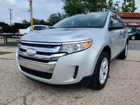 2013 Ford Edge for sale at Lamarina Auto Sales in Dearborn Heights MI