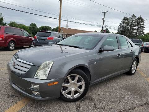 2006 Cadillac STS for sale at J's Auto Exchange in Derry NH