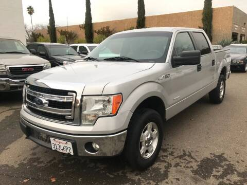 2013 Ford F-150 for sale at C. H. Auto Sales in Citrus Heights CA