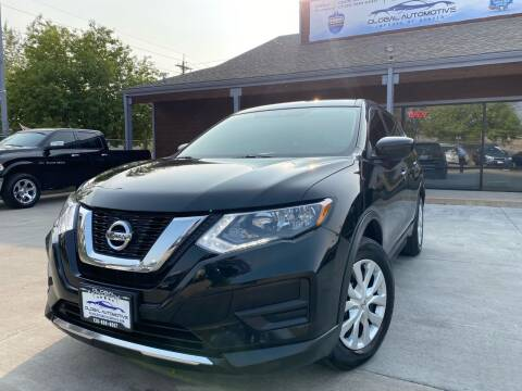 2017 Nissan Rogue for sale at Global Automotive Imports of Denver in Denver CO