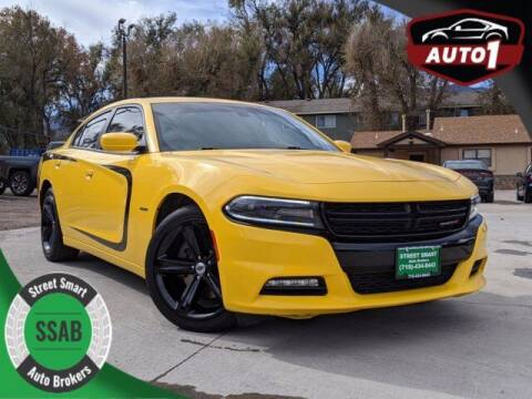 2017 Dodge Charger for sale at Street Smart Auto Brokers in Colorado Springs CO