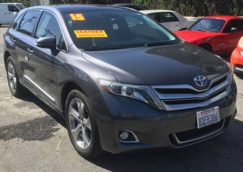 2015 Toyota Venza for sale at Eden Motor Group in Los Angeles CA