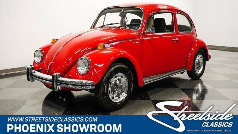 1972 Volkswagen Super Beetle for sale in Mesa, AZ