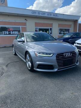 2017 Audi A6 for sale at City to City Auto Sales in Richmond VA
