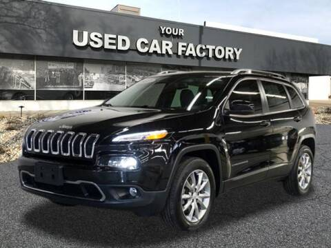 2017 Jeep Cherokee for sale at JOELSCARZ.COM in Flushing MI