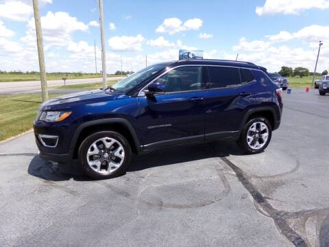 2019 Jeep Compass for sale at Westpark Auto in Lagrange IN