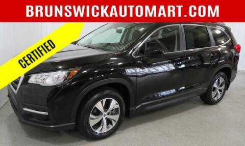 2019 Subaru Ascent for sale at Brunswick Auto Mart in Brunswick OH