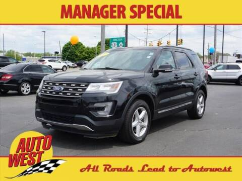 2017 Ford Explorer for sale at Autowest of GR in Grand Rapids MI