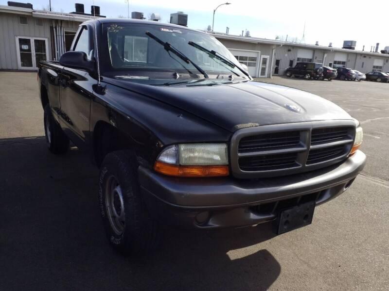2002 Dodge Dakota for sale at Balfour Motors in Agawam MA