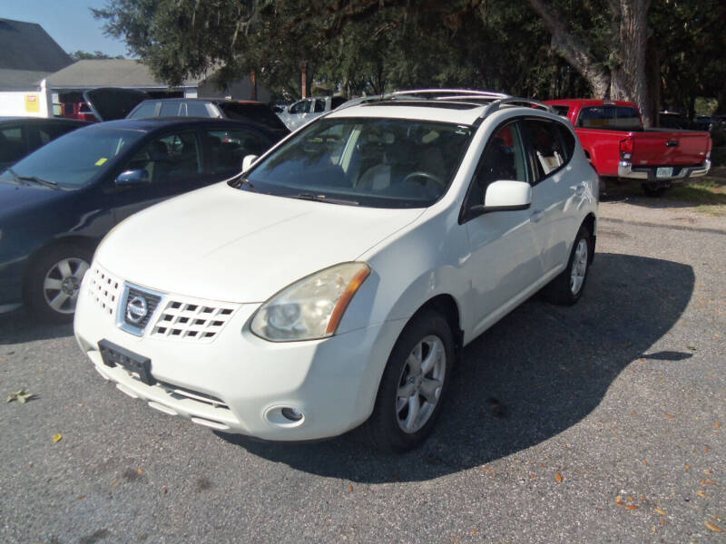 2008 Nissan Rogue for sale at ORANGE PARK AUTO in Jacksonville FL