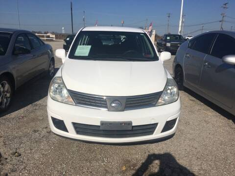 2008 Nissan Versa for sale at Drive Today Auto Sales in Mount Sterling KY