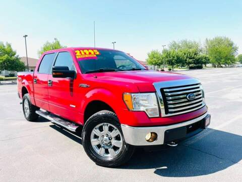 2012 Ford F-150 for sale at Bargain Auto Sales LLC in Garden City ID