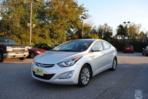 2016 Hyundai Elantra for sale at Shore Drive Auto World in Virginia Beach VA