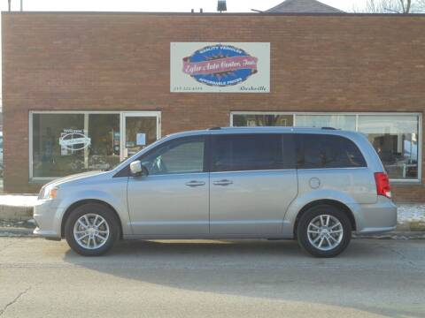 2019 Dodge Grand Caravan for sale at Eyler Auto Center Inc. in Rushville IL