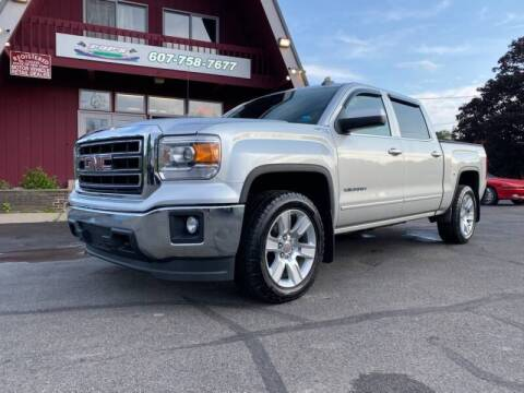 2015 GMC Sierra 1500 for sale at Pop's Automotive in Homer NY