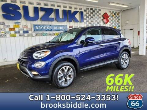 2016 FIAT 500X for sale at BROOKS BIDDLE AUTOMOTIVE in Bothell WA