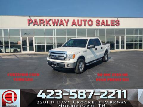 2014 Ford F-150 for sale at Parkway Auto Sales, Inc. in Morristown TN